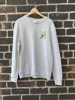 Hey Arnold Nickelodeon Jumper Sweater Grey X Large