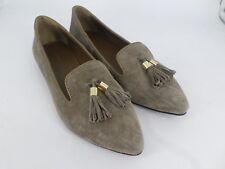 Park Lane Suede Tassel Point Flat Shoes UK 7 EU 40 LN25 88