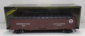 Weaver U21404SD O Pennsylvania Railroad Express Car #2007 [2Rail] EX/Box