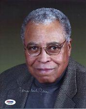 JAMES EARL JONES AUTO AUTOGRAPH SIGNED 8X10 PSA/DNA #AC59198