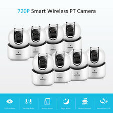 ANNKE 8x 720P Wireless IP Camera Wifi Security Surveillance System 2-Way Audio