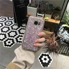 For Samsung Galaxy Note 8 S7 J3 J5 Shockproof Bling Girl Glitter Soft Case Cover