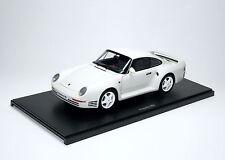 Porsche 959 1986-1988 - weiß white bianco blanco blanche wit AUTOart 78083 1:18