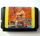 WRESTLE WAR (JAP) - Jeu pour Sega Megadrive / For Sega Mega Drive (NTSC/J)
