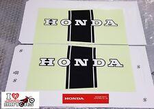 HONDA DAX ST50  ST 70 NEW GENUINE FRAME DECALS STICKERS PAIR SET MONKEYBIKE