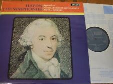 Hdnk 47-48 Haydn la completa sinfonías: apéndices/Dorati 2 Lp Set