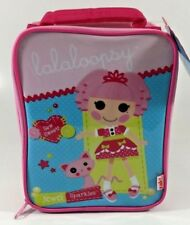LALALOOPSY INSULATED KIDS SCHOOL LUNCH BAG ZAK DESIGNS