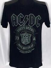 AC/DC Dirty Deeds Done Dirt Cheap Hard Rock Band Music Artist Medium M T-shirt