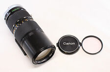 Good++ Canon FD S.S.C SSC 80-200 mm F/4.0 F/4 Lens From Japan
