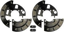 Dorman 924-222 1PR. Rear L&R Brake Dust Shield Backing Plate 19178785 19178786