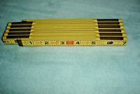 Vintage X46 Lufkin Red End Carpenters' Extension Rule ~ Excellent Condition
