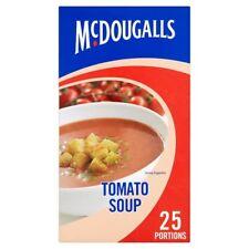 McDougalls Tomato Soup 25 Portions 383grms