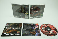 Playstation 1 *Dino Crisis 2* PS1 OVP mit Anleitung
