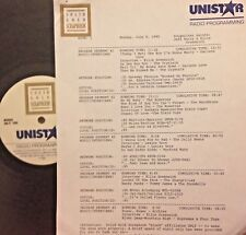 RADIO SHOW: 7/9/90 BARRY/GREENWICH! CRYSTALS,RONETTES, DIXIE CUPS,ARCHIES,4 TOPS
