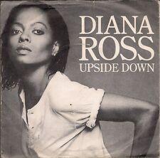 "Diana Ross Upside Down UK 45 7"" single +Picture Sleeve Tamla Motown TMG 1195"