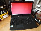Fully Working Upgraded Windows 10 Acer Laptop--500gb Hd + 3gb Ram + Charger (y1)