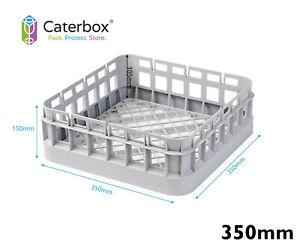 Classeq 350mm Open Glasswasher Basket   Glass Rack for Undercounter Dishwasher