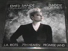 EMELI SANDE w/ Naughty Boy - Daddy - The Remixes - 14 Track DJ PROMO Acetate CD!