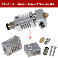 All Metal Hotend Kit w/ Titanium Alloy Thermal Heat Break for CR-10 3D Printer