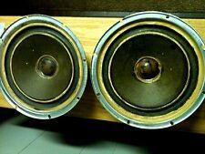 Vintage 1969 KLH Model 17 Speakers all original
