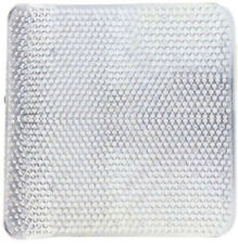 Sabichi Anti-Slip Bubbles Design PVC Square Shower Mat Clear 45 x 45cm Safety