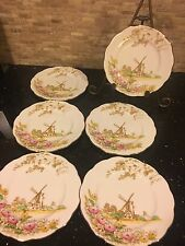 Roslyn Fine Bone China England - Harvest Time - Plates