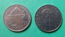 Repubblica Italiana 100 Lire 1974 Centenario Guglielmo Marconi
