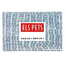 LP - Els Pets - Calla i Balla ! (ROCK CATALÁ) ORIGINAL 1991 QUASI NOU ESCOLTA'L