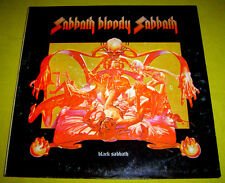 PHILIPPINES:BLACK SABBATH - Sabbath Bloody Sabbath LP,Record,Vinyl,RARE,1st Pres