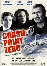 CRASH POINT ZERO / TREAT WILLIAMS - JULIE ST.CLAIRE /*/ DVD ACTION NEUF/CELLO