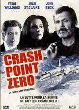 CRASH POINT ZERO / TREAT WILLIAMS - JULIE ST.CLAIRE /*/ DVD ACTION NEUF/CELLO