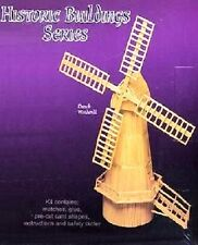 DUTCH WINDMILL Matchcraft matchstick model construction kit - NEW
