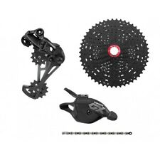 Gruppo Upgrade Kit SRAM GX Eagle 1x12v Cassetta SunRace 2018