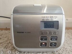 Toshiba Jar Type 3 Cup Multifunctional Electric Rice Cooker RC-DK5S(WT) 460W