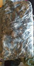 MILITARY PONCHO LINER / BLANKET - ACU DIGITAL CAMO - NO HOLES, RIPS, ETC NEW!!!
