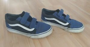 VANS Boys Sneakers Espadrilles  Size US 5