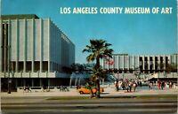 Vtg 1960's Los Angeles County Museum of Art, California CA Postcard