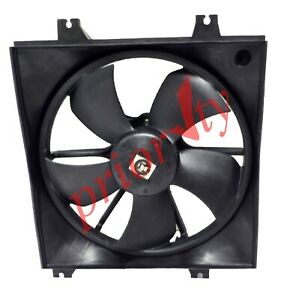 CF2011730 Radiator Cooling Fan for 2001-2006 Hyundai Accent 1.6L