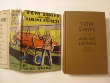 Tom Swift and His Airline Express, Victor Appleton, Whitman, DJ