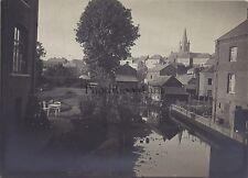 Pays-Bas Nederland France ? Photo Amateur Vintage argentique ca 1905