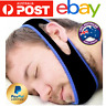 Anti snoring chin jaw strap anti snore sleep apnea belt device solutions AUS
