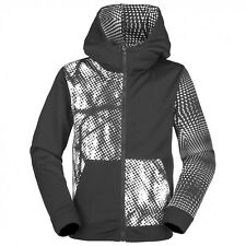 2019 NWT BOYS VOLCOM GROHMAN FLEECE $50 M Black White zip hoodie soft fleece
