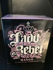 LADY REBEL ROCK DELUXE de MANGO - Colonia / Perfume EDT 100 mL