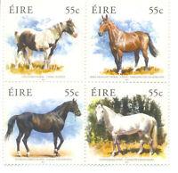 Ireland-Horses set of 4 mnh(2086-9)mnh