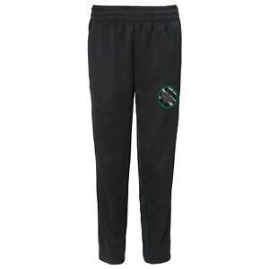Outerstuff Boston Celtics NBA Boys Kids (4-7) Defender Pants, Black