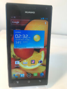 Huawei Ascend P1 U9200 - Black (Unlocked) Smartphone Mobile