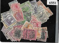 #6551 100+ Well mixed Pre 1930 Germany postage stamps All are Germania