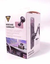 Topeak RideCase CARMOUNT RideCase & DryBag Phone Packs  TC1024 GPS holder