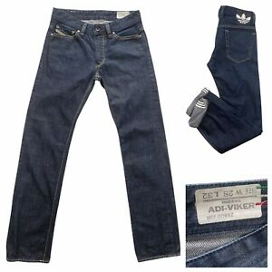 Diesel Adidas Limited Edition Jeans Size 28W 32L