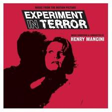 Experiment in Terror Original Soundtrack Henry Mancini 180g Vinyl LP Record